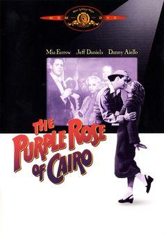 The Purple Rose of Cairo (1985) - Br: A Rosa Púrpura do Cairo.