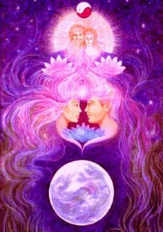 Love Of A Twin Flame The love of a Twin Flame is much more than a love of a Soul-mate. Twin Flames are rare and when united, it is much more than bliss. It is a sense of love, Tantra, Twin Flame Love, Twin Flames, Psychic Love Reading, Twin Flame Reunion, Art Visionnaire, Love Twins, Flame Art, Sacred Geometry