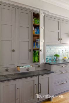 <p>A small addition opens up space for a light-filled kitchen—and opensup the outdoors for kids' play</p>