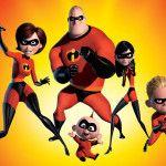 Film Disney : Gli incredibili, una normale famiglia di supereroi