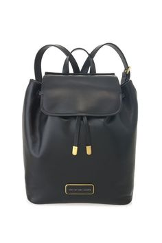 Ligero Backpack Black Leather Backpack, Marc Jacobs, Fashion Bags, Ready To  Wear, f68cdbfeab