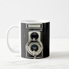 Funny Coffee Mugs, Coffee Humor, Funny Mugs, Camera Mug, Desktop Gadgets, Birthday Coffee, Joke Gifts, Vintage Trends, Dad Mug