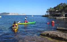 KAYAK Get active with a day of kayaking to discover Ibiza's coastline from a different perspective. Stuff To Do, Things To Do, Tourist Board, Different Perspectives, Water Sports, Nice View, Ibiza, Kayaking, Spanish