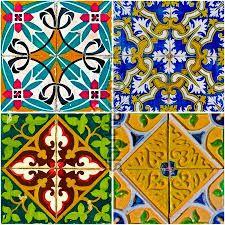 Moorish, Andalusian windows, tiles & floors TILES!