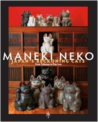 Maneki Neko - Beckoning Cat of Japan, One of Japan's Most Popular Lucky Charms