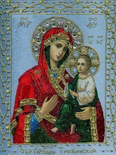 Iconos Maria Yantovskaya