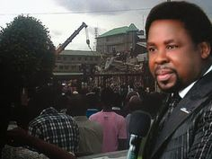 Welcome to Nonsoloaded's blog: Boko Haram attacked our building ─ T.B. Joshua