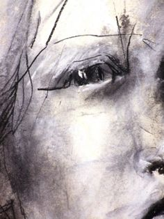 detail, Gillian Lee Smith 30 minute timed drawing