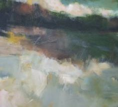 """Saatchi Art Artist Andy Waite; Painting, """"In The Wake Of Silence"""" #art"""