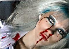 alice in wonderland makeup - Bing Images | halloween | Pinterest ...