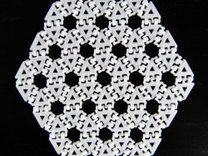 {3,6} radius 3 - White Strong & Flexible