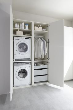 Basement laundry room– Doing laundry in the basement laundry room can be very exhausting, especially if there's a lot of dirty laundries to do. Making the room more comfortable and effective migh…