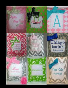 Hey, I found this really awesome Etsy listing at http://www.etsy.com/listing/20186524/personalized-baby-gift-personalized