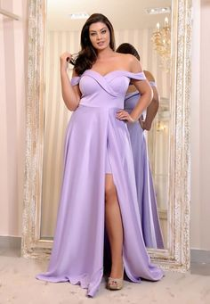 New Arrival Sexy Lavender Satin Long Prom Dress ,Sweet 16 Prom Gowns ,Long Prom Gowns With Slit, Cheap Evening Party Gowns Gown With Slit, The Dress, Evening Party Gowns, Lace Evening Dresses, Blush Prom Dress, Strapless Dress Formal, Long Prom Gowns, Prom Dresses, Mode Plus
