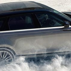 The Range Rover Velar Design Philosophy Is Revolutionary Striking