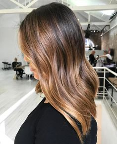 """848 Likes, 9 Comments - Edwards And Co. (@_edwardsandco) on Instagram: """"The perfect #faceframe on this baben balayage! 4 months ago this client came in with over…"""""""