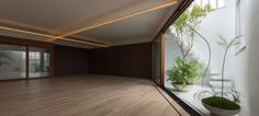 window rooms to buffer noise but allowing natural light and fresh air