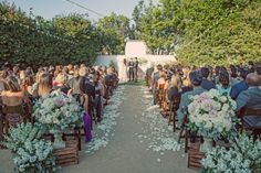 Intertwined Events: Gorgeous Wedding at the Casino San Clemente