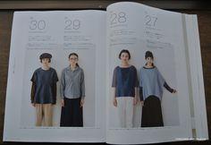 cottonfriend092014_10 Stylish Dress Book, Stylish Dresses, Japanese Sewing Patterns, Knitting, Blog, Cotton, Fashion, Moda, Elegant Dresses