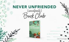 Introducing the Friends of the Never Unfriended Sweatpants Book Club