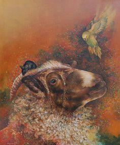 Animal Fantasy by Wendy Vaughan