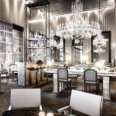 FOR THE HONEYMOON    The Baccarat Hotel NYC    Novela Bride...where the modern romantics play & plan the most stylish weddings...www.novelabride.com @novelabride #jointheclique