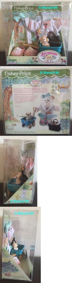 Fisher Price 95267: Nib Briarberry Collection Doctor Set Fisher Price Bear Wagon Stethoscope Dr Bag -> BUY IT NOW ONLY: $30.97 on eBay!