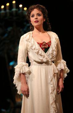 Mary Michael Patterson    Broadway
