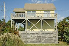 A SEPARATE PEACE - 4 bedrooms, 2.1 baths on the Avon ocean side