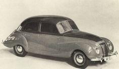 OG |1939 Wanderer W6 | Scale mock-up