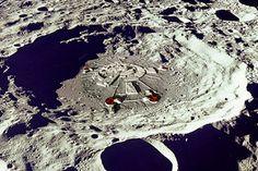 Moonbase Alpha, Space: 1999