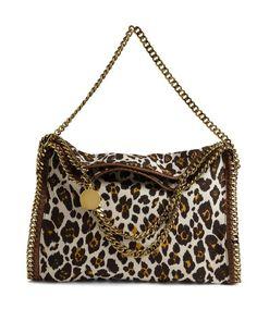 Stella McCartney- Falabela Foldover- Leopard