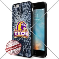 WADE CASE Tennessee Tech Golden Eagles Logo NCAA Cool Apple iPhone6 6S Case #1587 Black Smartphone Case Cover Collector TPU Rubber [Break] WADE CASE http://www.amazon.com/dp/B017J7EJC6/ref=cm_sw_r_pi_dp_q8mvwb07R8R0W