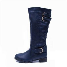 Cheap And Fashion Coach Eleanor Navy Boots CQT Are Here!