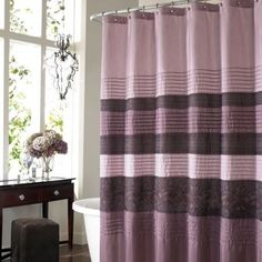 bed bath and beyond bathroom curtains. Shower curtain  Bathroom Ideas Pinterest Bath White bathrooms and House