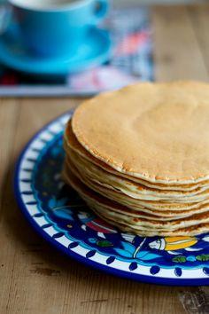 pancakes (breakfast) - called 'skonsur' in #Iceland | Lisa Hjalt