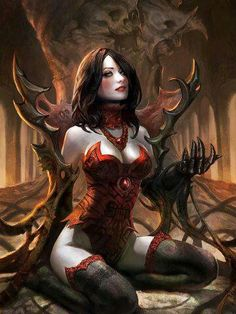 The Succubus is calling