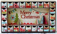 love this advent calendar!