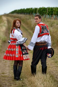 Moravia, Czech Republic Folk Costume, Costumes, Art Populaire, My Heritage, Czech Republic, Fashion History, Traditional Dresses, Kids Wear, Marie