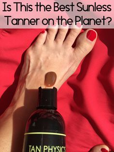 Flawless sunless tanning that must be seen to be believed.  Announcing a revolution in self tanners.