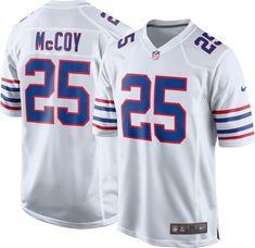 Nike Men s Alternate Game Jersey Buffalo LeSean McCoy  25 1b2a75c4c