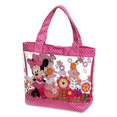Minnie Mouse Swim Bag - Pink Summer 2015