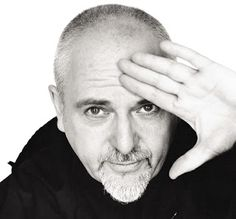 Peter Gabriel, promo shots for Hit/Miss compilation