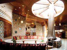 interior-decorating-round-house-ideas - Mandala Homes