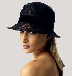 Ladies Hat Sewing Pattern 5 Vintage Inspired by MissBettysAttic