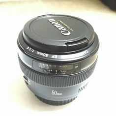 Camera lens - Canon 50 mm EF Canon Other
