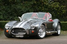 Dax Sports Cars has been producing Cobra 427 replica's for over 30 years and we have sold over 4000 kits to date. We were the UK manufacturer to offer a productionised Cobra 427 replica back in 1965 Shelby Cobra, Ac Cobra 427, Us Cars, Sport Cars, Retro Cars, Vintage Cars, Cobra Kit, Gp Moto, Automobile