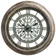 Claudia Wall Clock