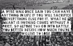 Interesting quote I ran across...