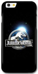 Jurassic World Logo iPhone 6 Case